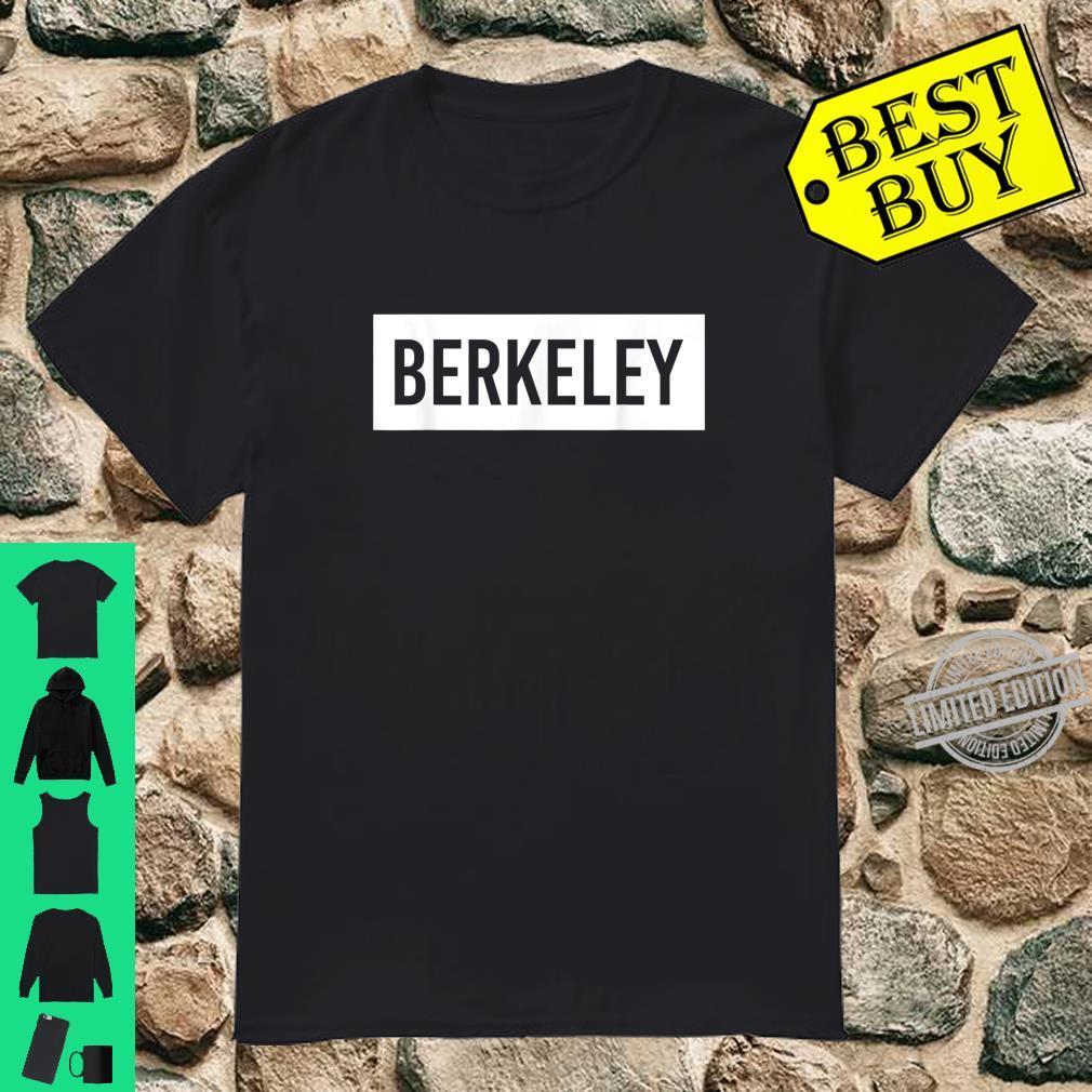 BERKELEY CA CALIFORNIA City Home Roots USA Shirt