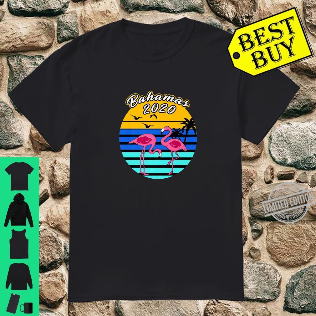 Bahamas 2020 Vacation Cruise Matching Trip Shirt