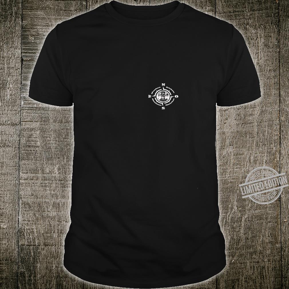 Bergsteiger und Wandertour Abenteuer Wandern Shirt
