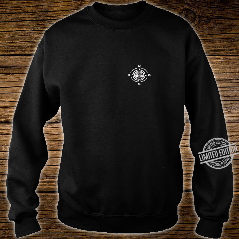 Bergsteiger und Wandertour Abenteuer Wandern Shirt sweater
