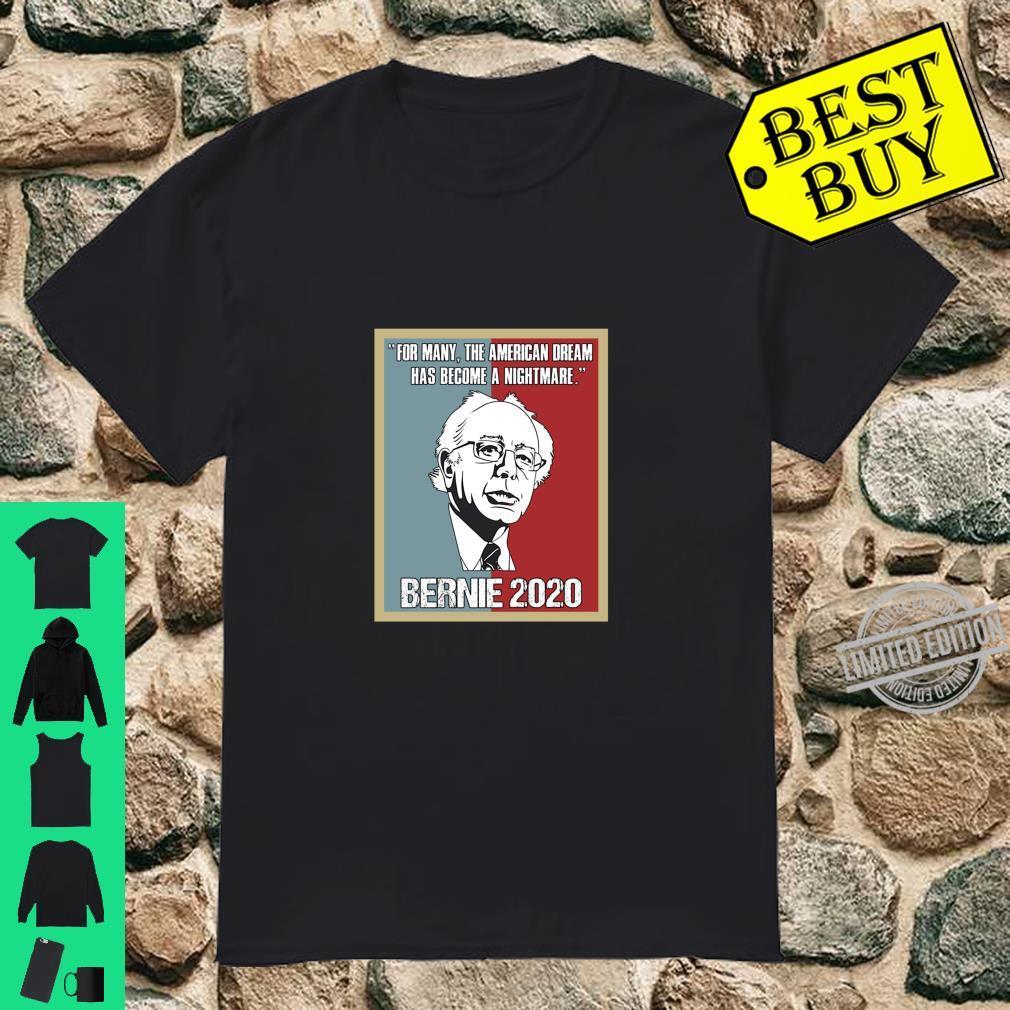 Bernie Sanders 2020 Bernie Sanders For President Shirt