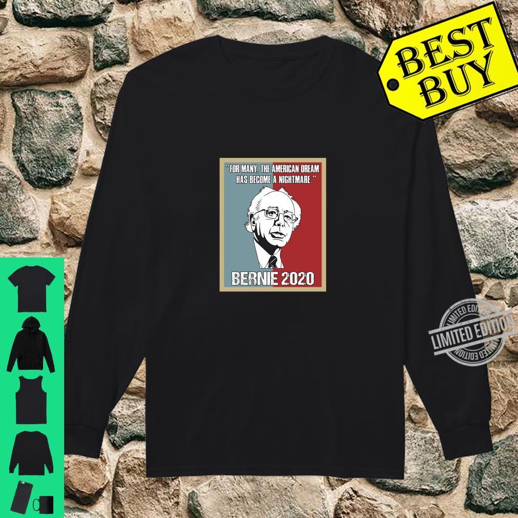 Bernie Sanders 2020 Bernie Sanders For President Shirt long sleeved