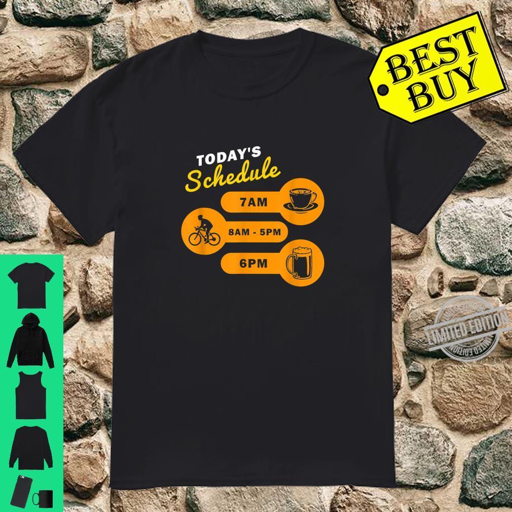 Bestes Radfahrer Klamotten Motiv Mit Starker Aussage. Shirt
