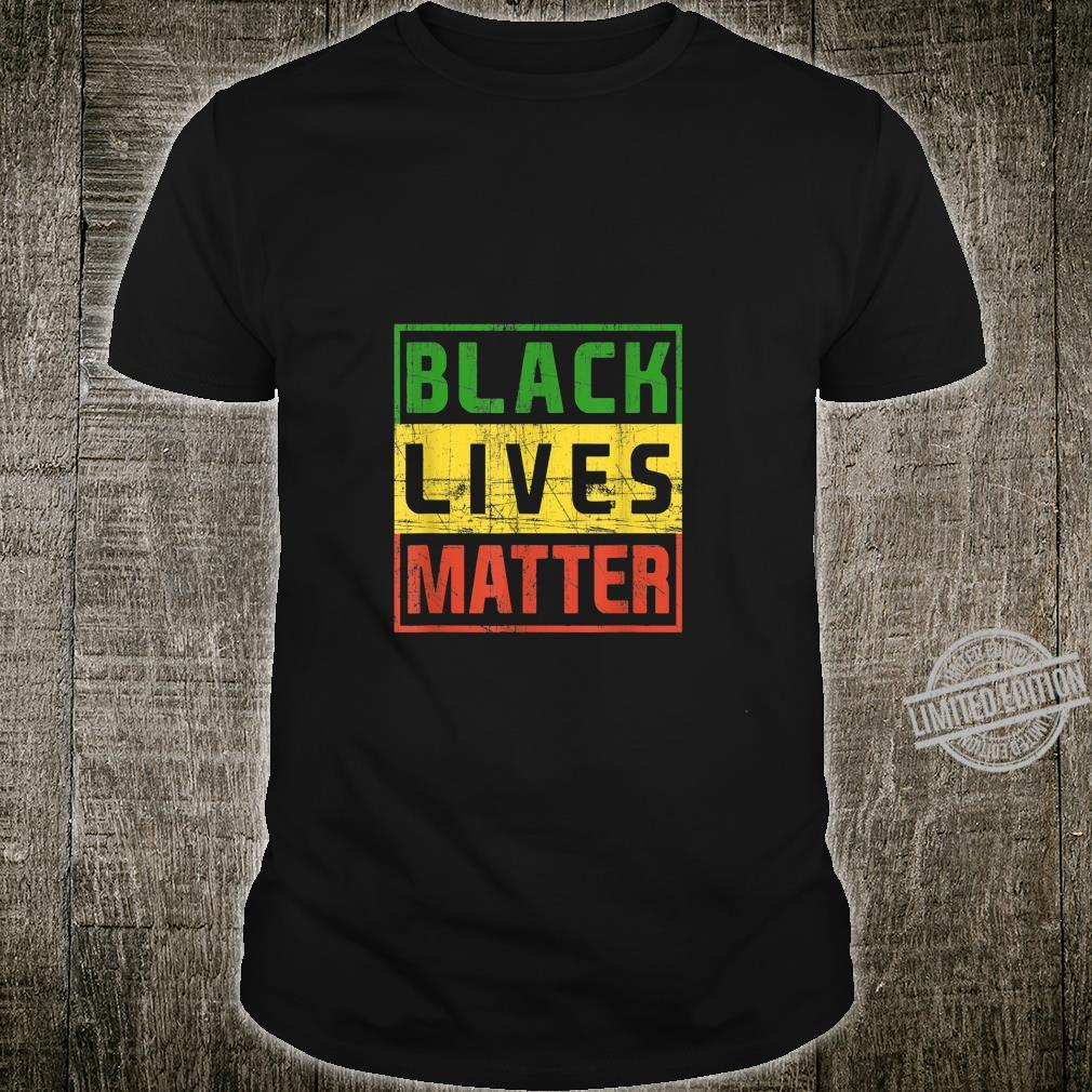 Black Lives Matter BlackLivesMatter Shirt