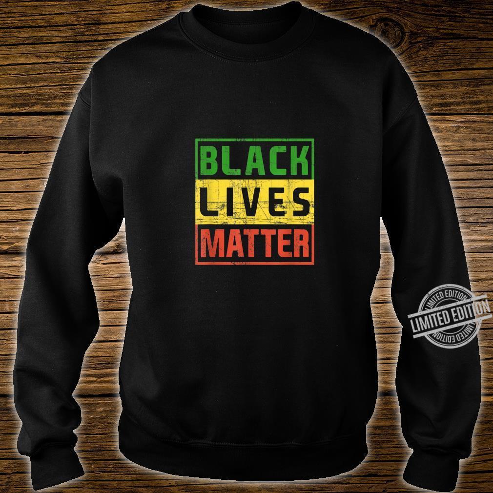 Black Lives Matter BlackLivesMatter Shirt sweater