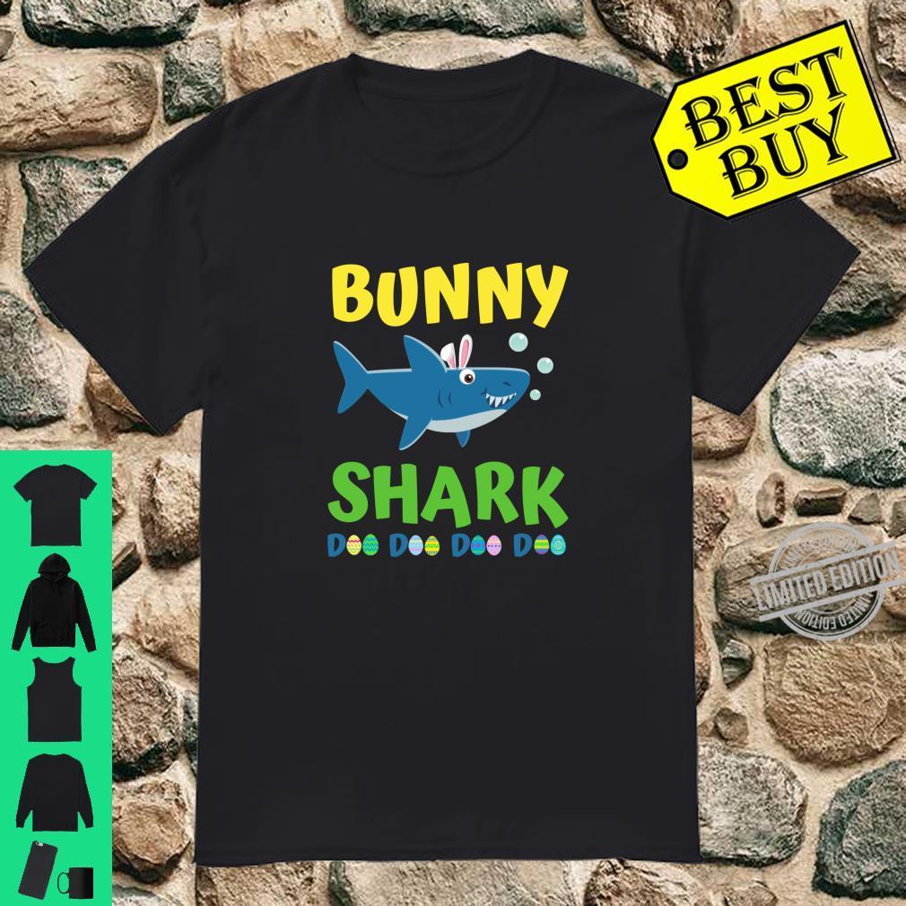 Bunny Shark Shirt Bunny Easter Shirt Toddler Shirt