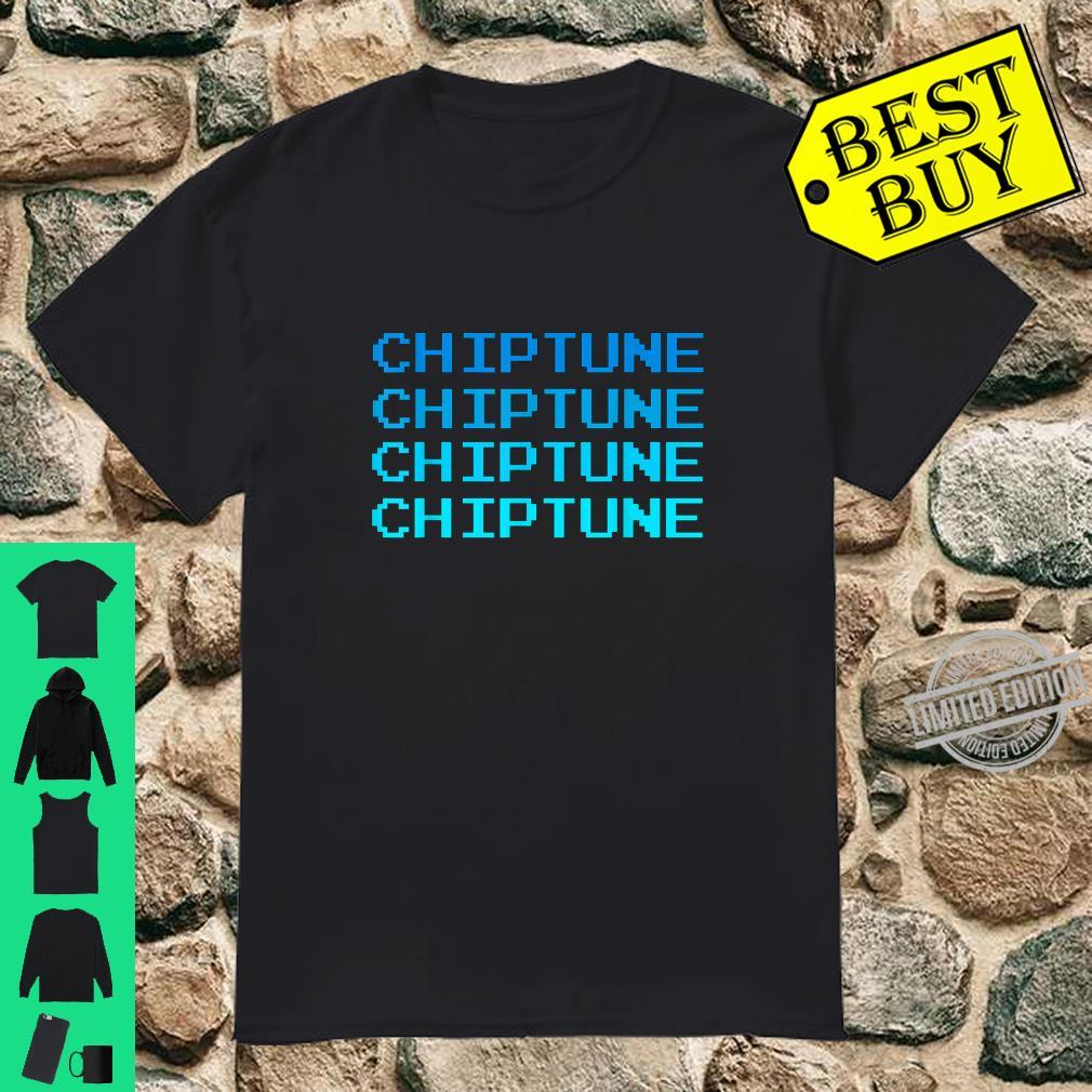 Chiptune Retro Design Old Game and 8bit Music for Game Fans Shirt