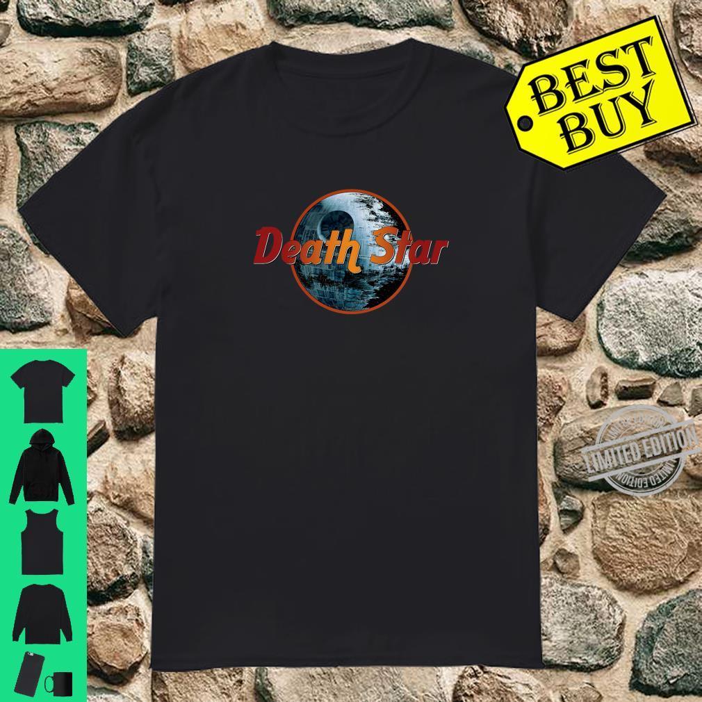 Death Rock Hard Star Cafe Crossover Mashup Shirt