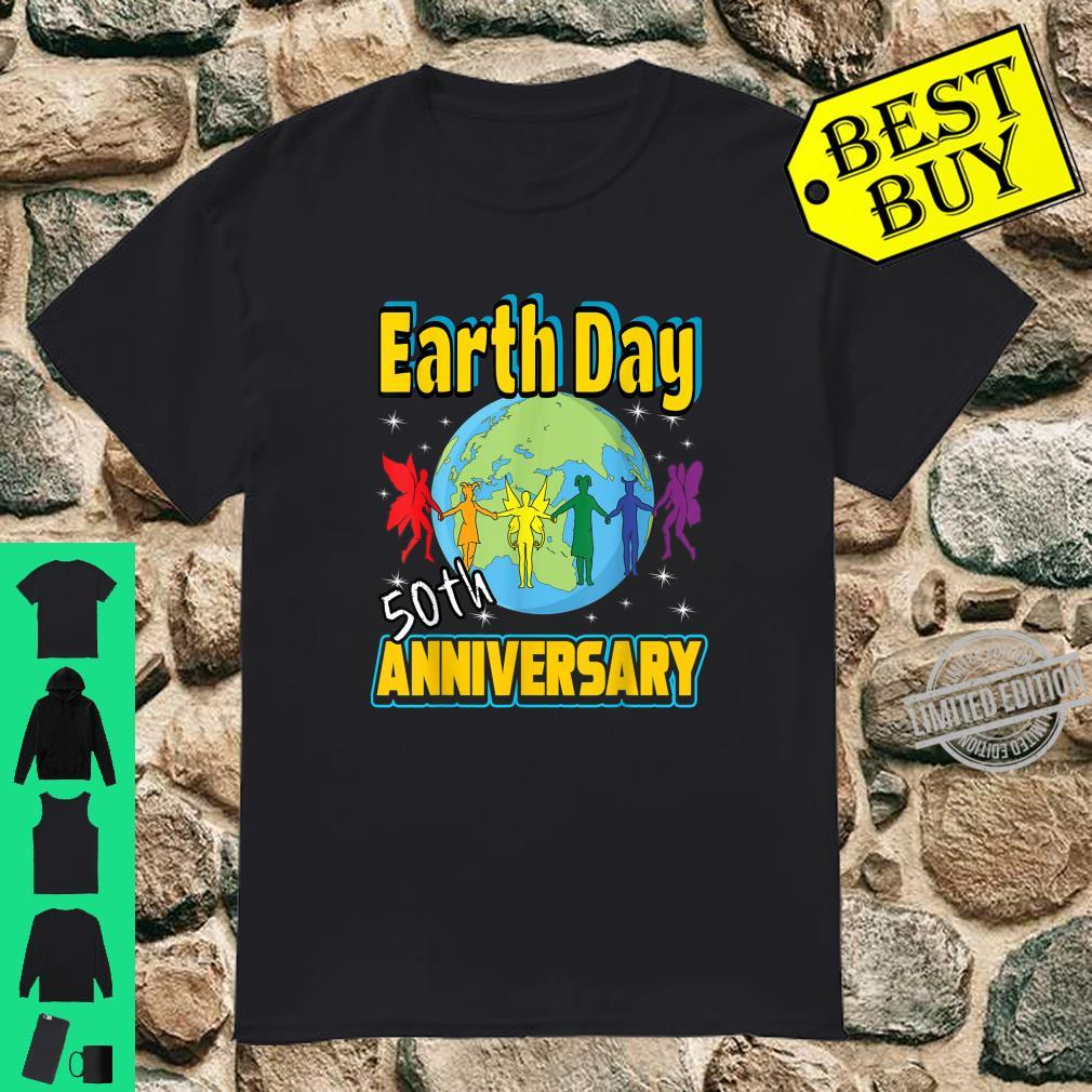 Earth Day 50th Anniversary Shirt Earth Day 2020 Shirt