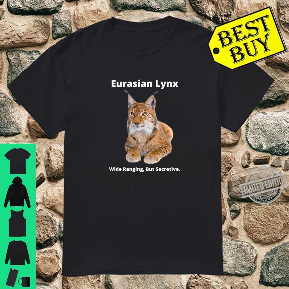 Eurasian Lynx Shirt