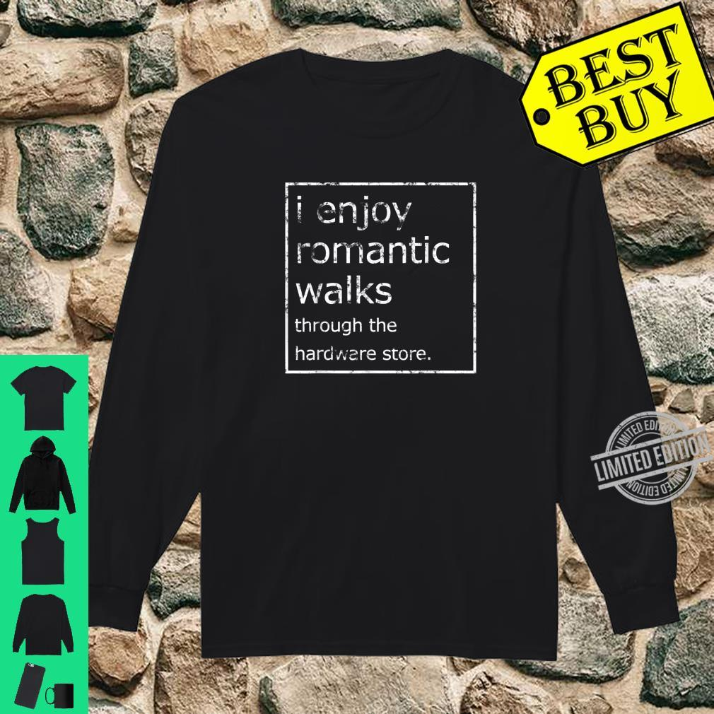 Funny Hardware Store Tools Shirt long sleeved