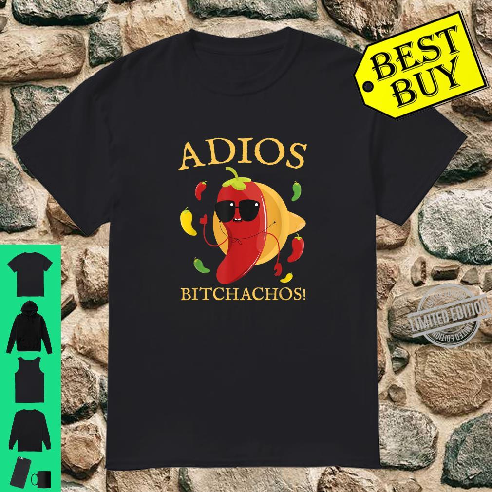 Funny Mexican Chili Idea Cinco de Mayo Shirt