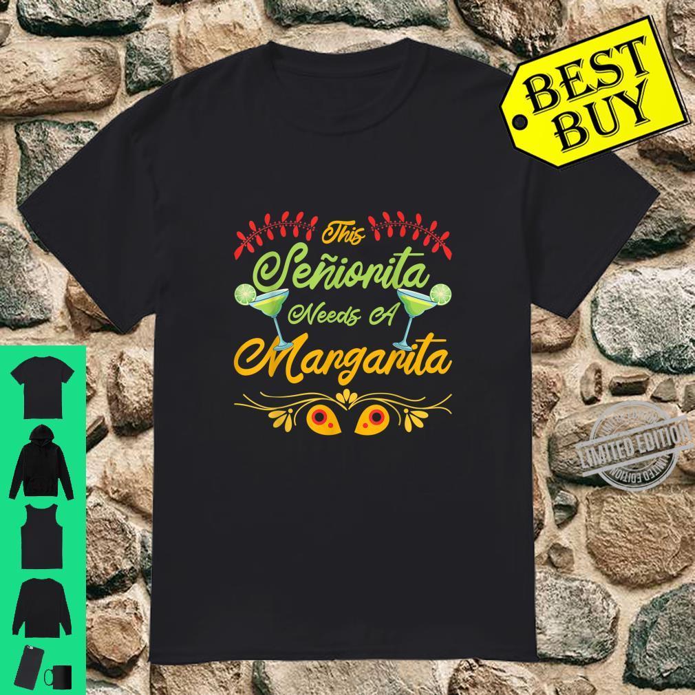 Funny Mexican Idea Cinco de Mayo Shirt
