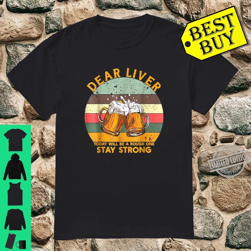 Funny St Patricks Day For Drinking Beer Shirt