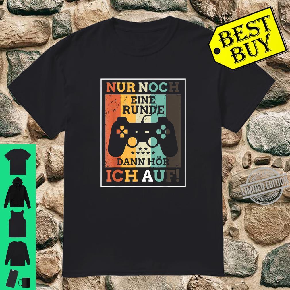 Gamer Geschenke für Zocker Freund und Zocker Sprüche Shirt