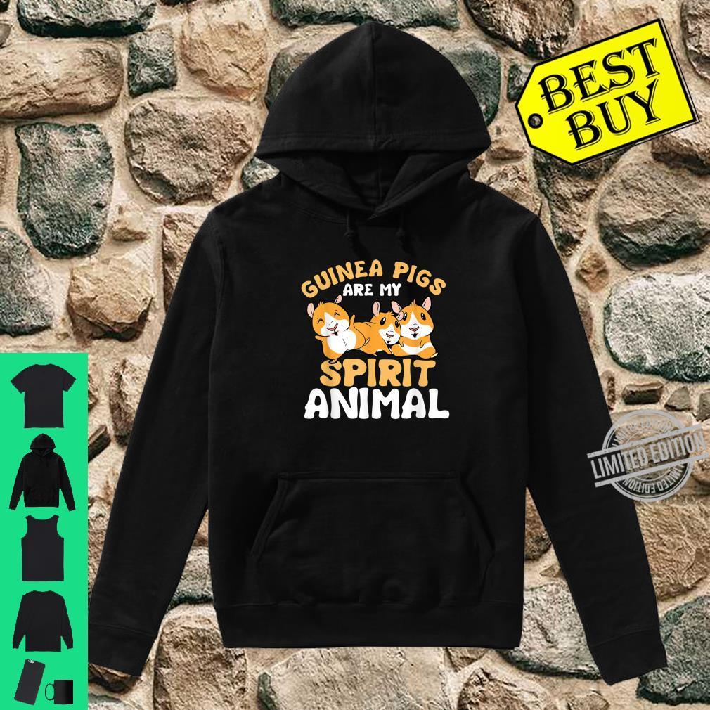 Geisttier Guinea Pig Kleidung Geschenk Meerschweinchen Shirt hoodie