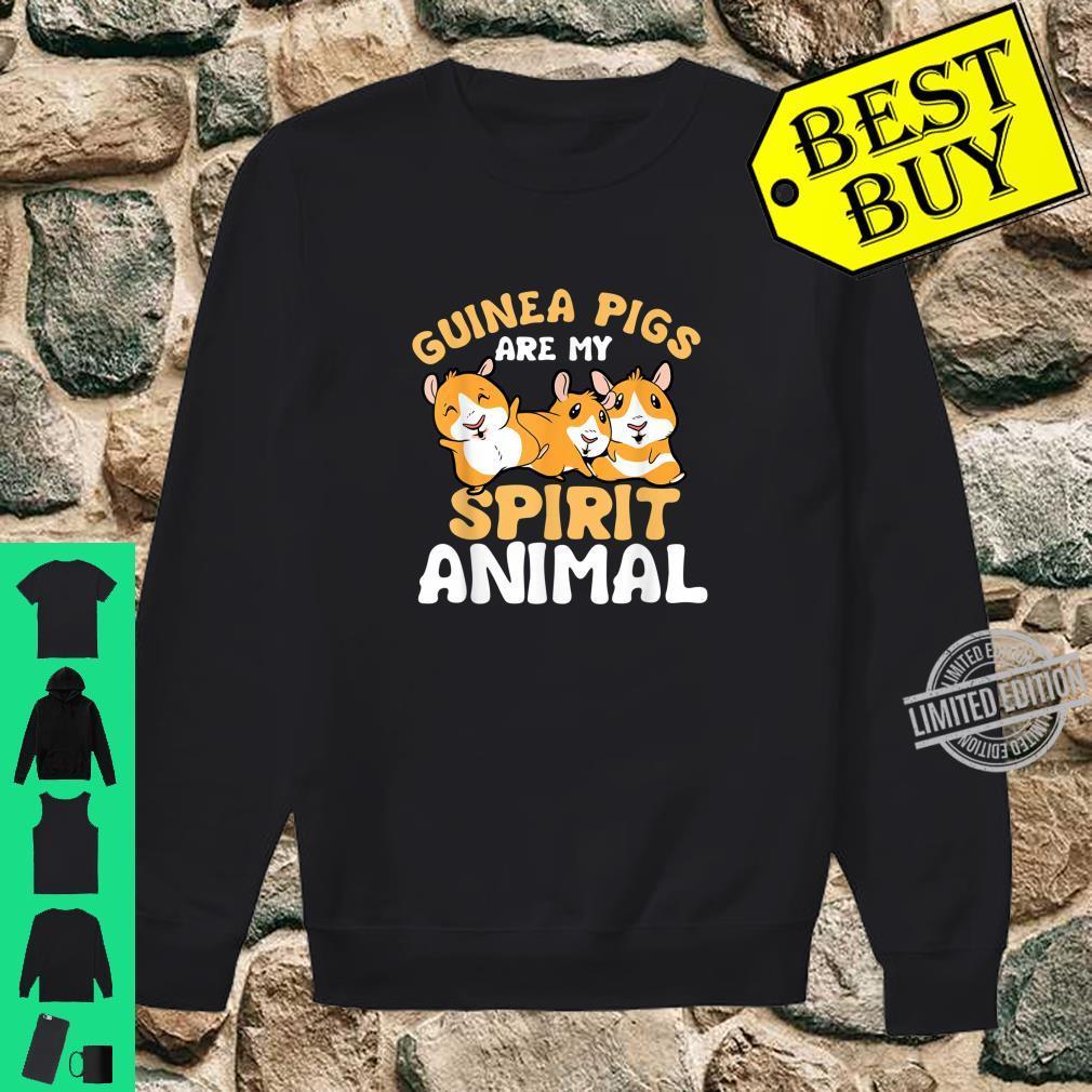 Geisttier Guinea Pig Kleidung Geschenk Meerschweinchen Shirt sweater