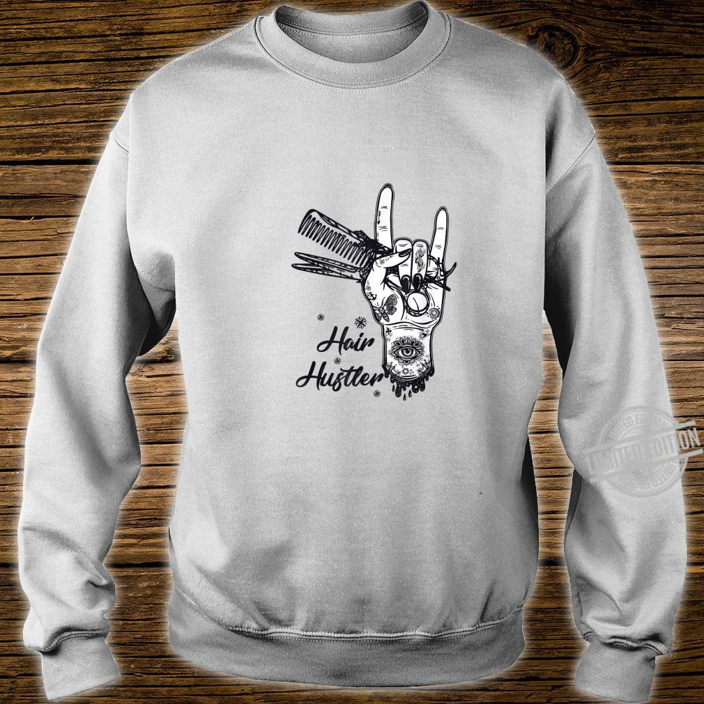 Hair Hustler Hair Stylist Shirt sweater