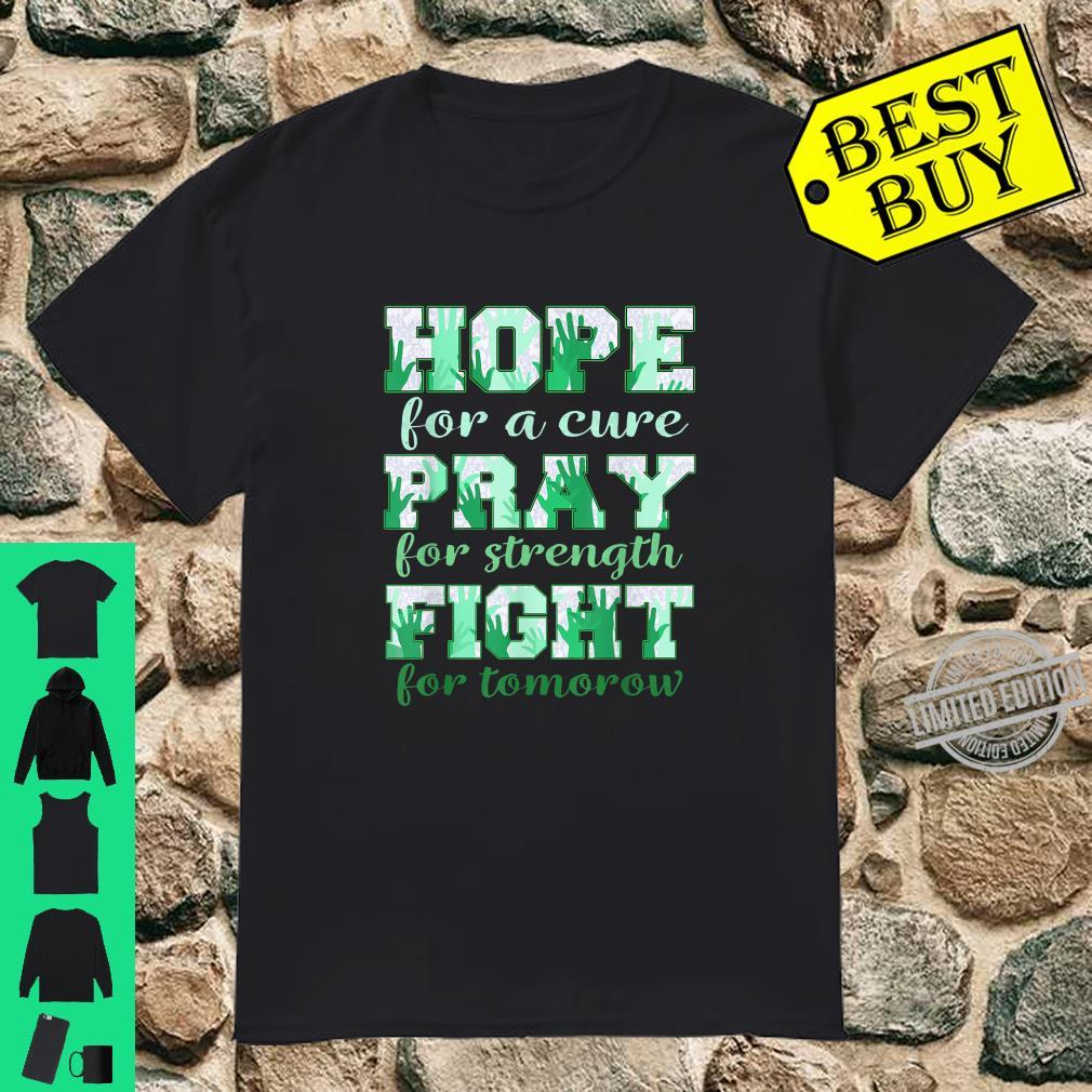 Hope pray fight liver cancer Shirt