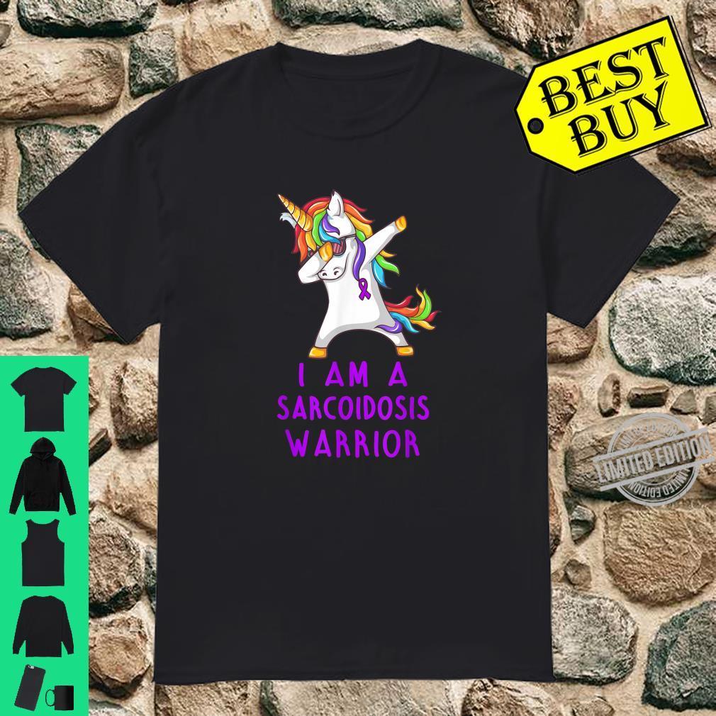 I am a Sarcoidosis Warrior Shirt