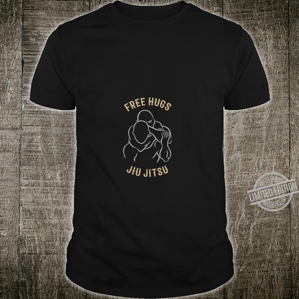 Jiu Jitsu Free Hugs, jujitsu, Bjj, mma Shirt