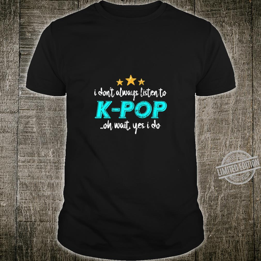 KPop Shirt