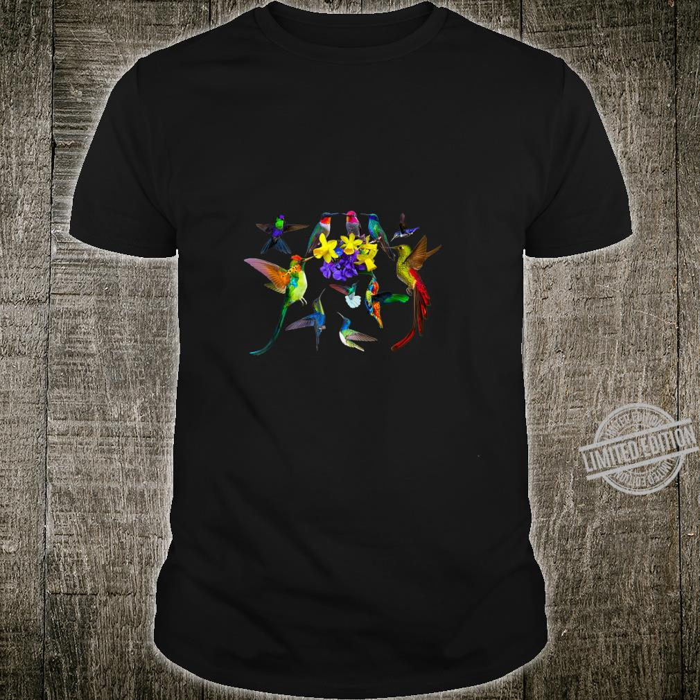 Kolibri Liebhaber Shirt