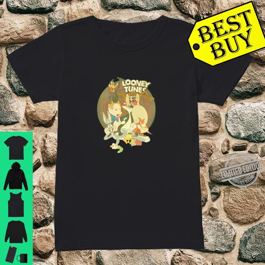 Looney Tunes Gangs All Here Langarmshirt Shirt ladies tee