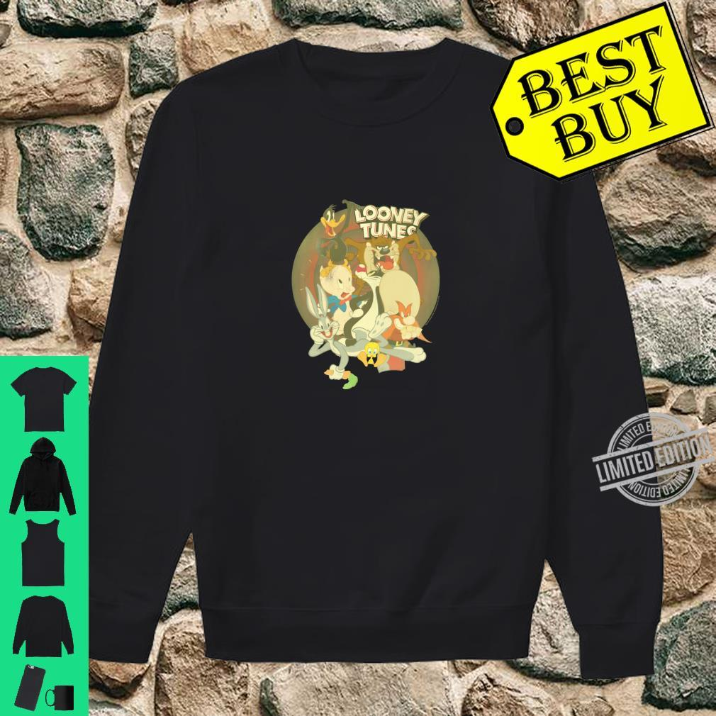 Looney Tunes Gangs All Here Langarmshirt Shirt sweater