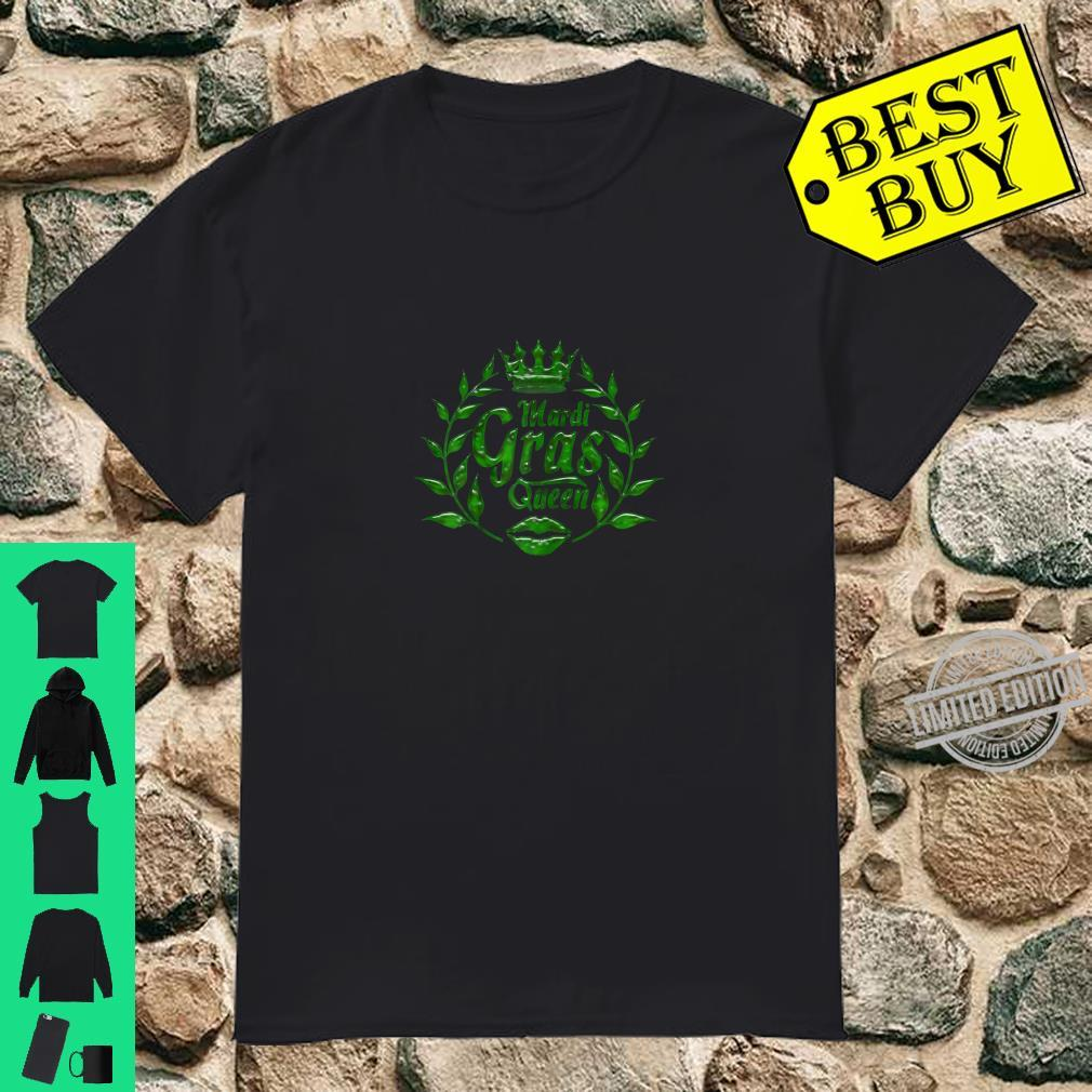 Mardi Gras Queen Shirt