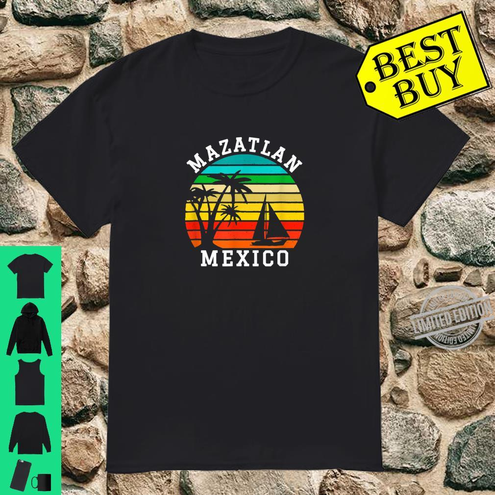 Mazatlan Mexico Shirt Matching Family Vacation Shirt