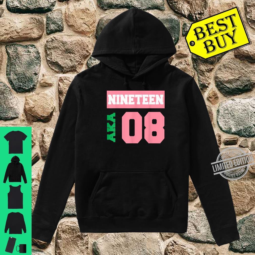 Nineteen 08 AKA Sorority Paraphernalia Skee Wee 1908 AKA shirt hoodie