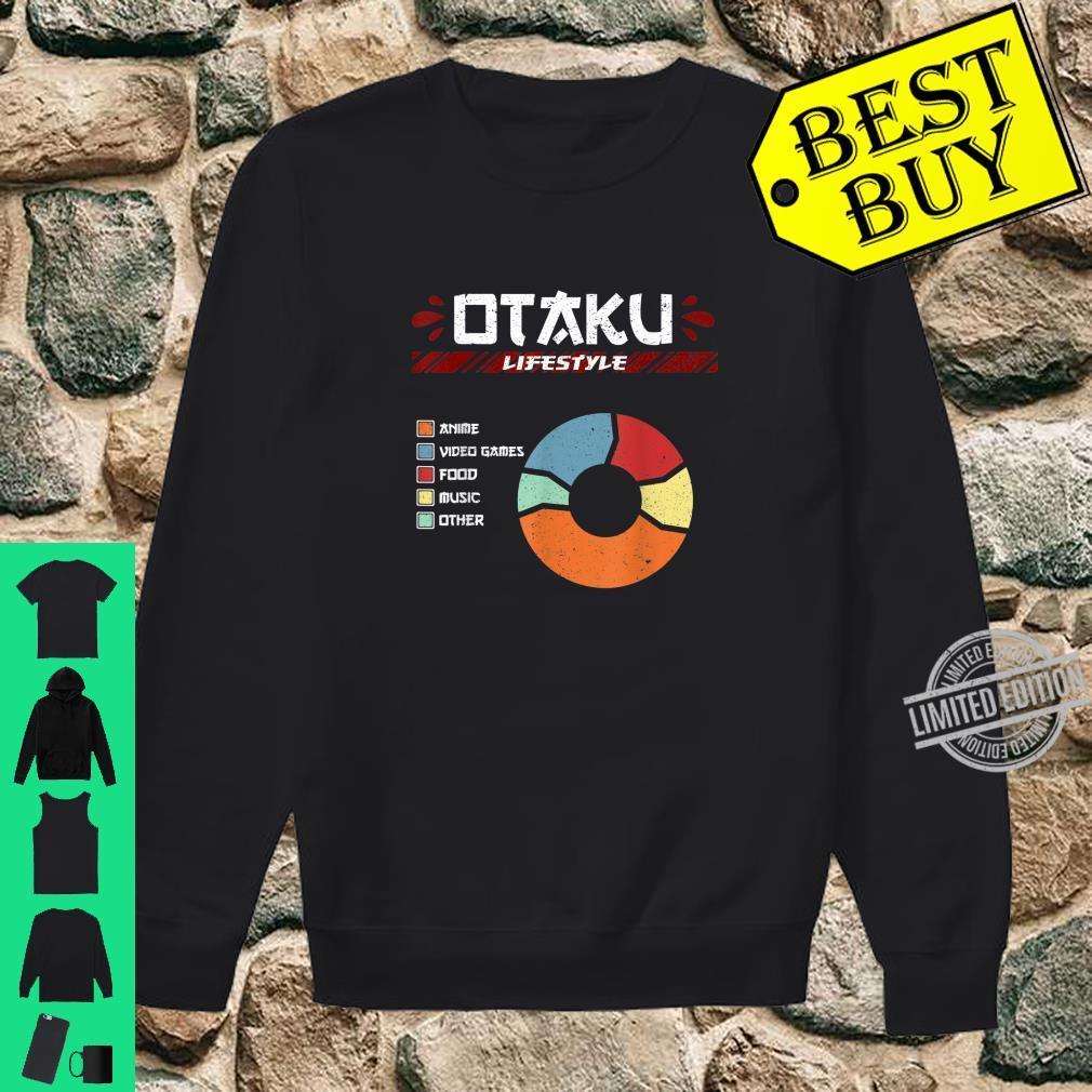 Otaku Lifestyle Anime Manga Ecchi Cosplay Shirt sweater