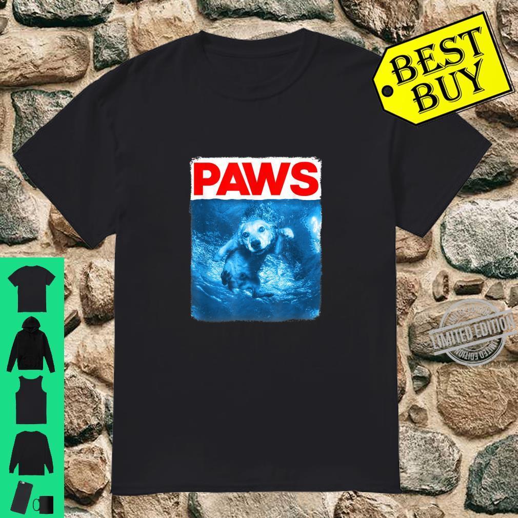 PAWS Dog Shirt