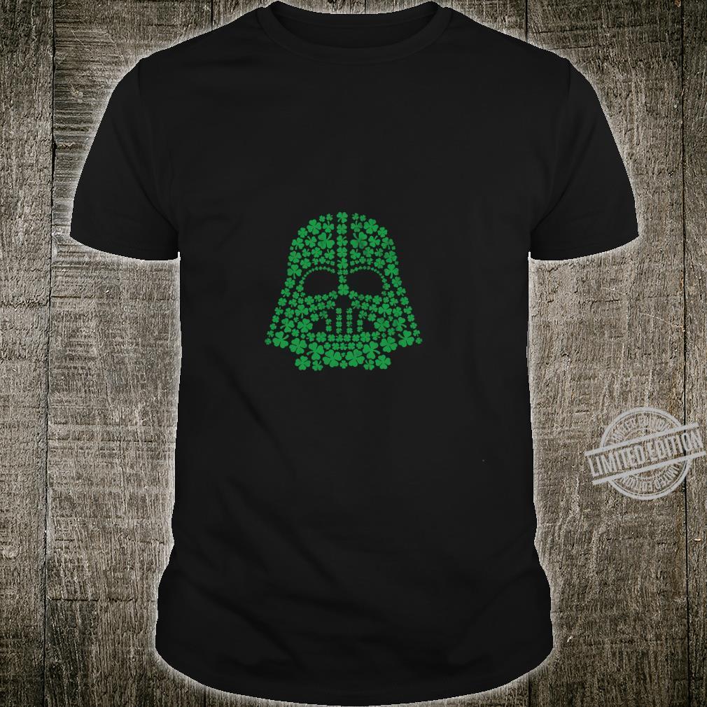 Star Wars Darth Vader Green Shamrocks St. Patrick's Day Shirt