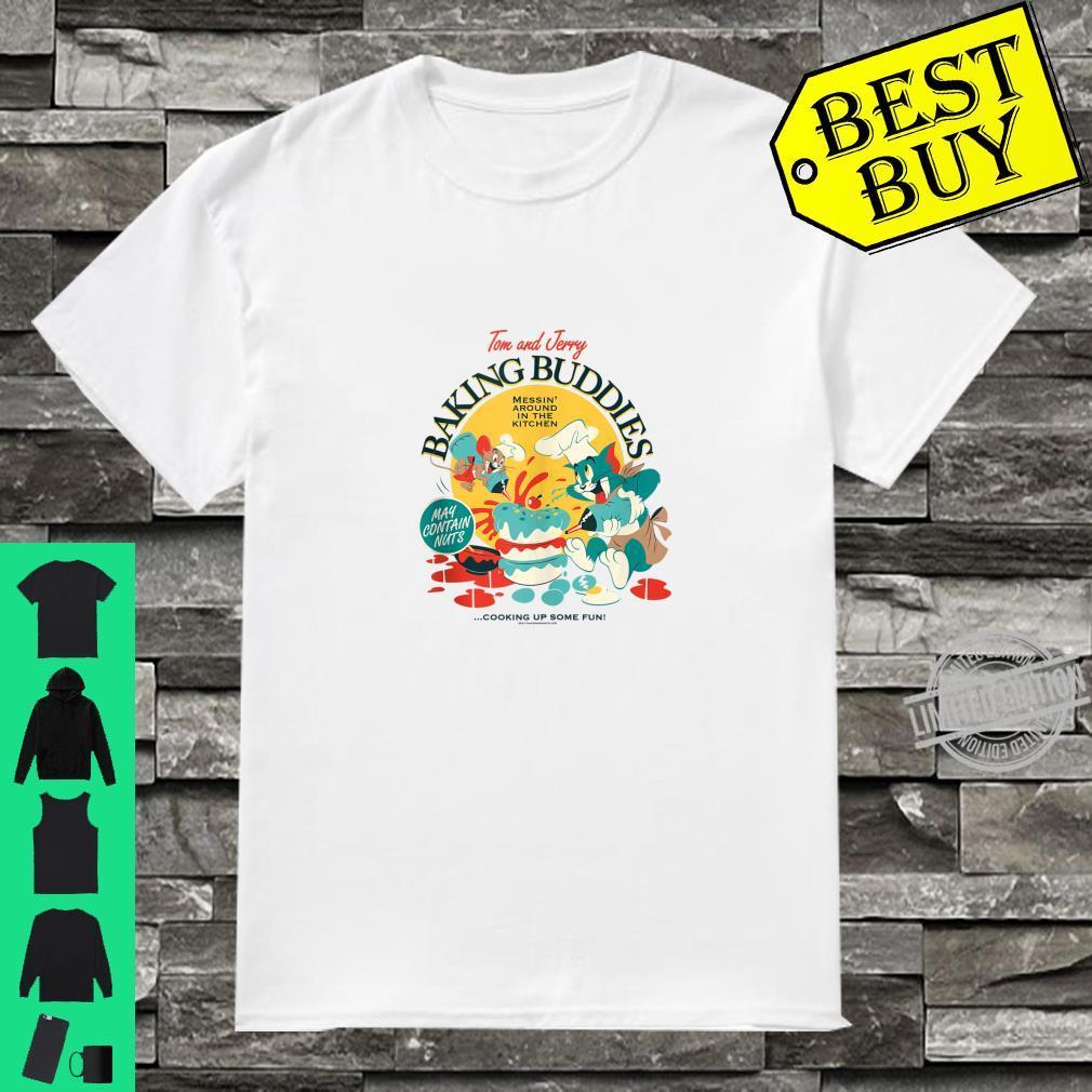 Tom and Jerry Baking Buddies Shirt