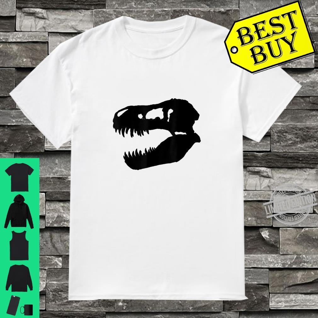 Trex dinosaur skull Shirt
