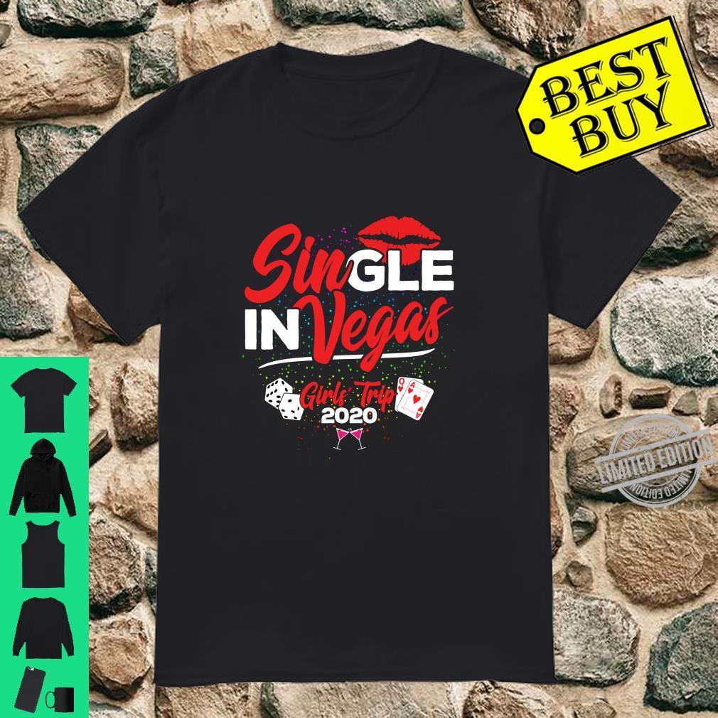 Vegas Weekend Trip Party in Las Vegas Girls Trip 2020 Shirt