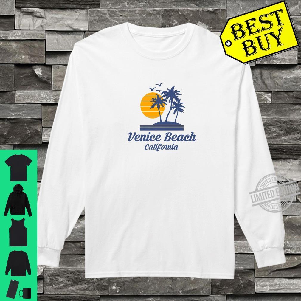 Venice Beach California CA City Tourist Souvenir State Shirt long sleeved